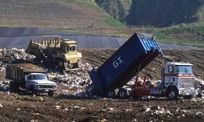 Основные загрязнения почвы