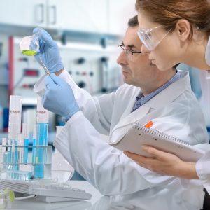 Лаборатория исследования грунтов