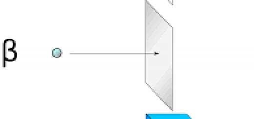 Единицы альфа излучения