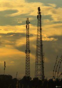Замеры излучения сотовой связи