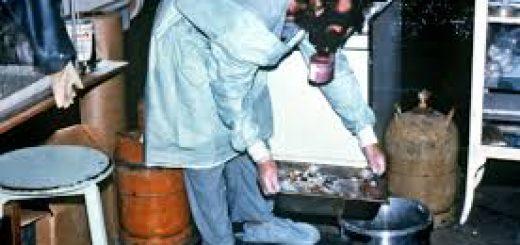 Отбор проб почвы для лабораторного анализа
