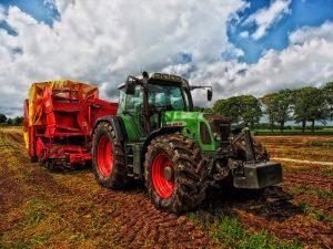 Экологический мониторинг в сельском хозяйстве