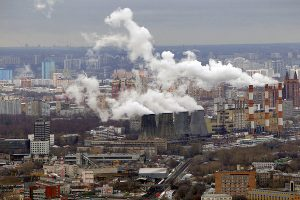Экологический мониторинг загрязнения атмосферы