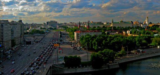 Мониторинг окружающей среды Москвы