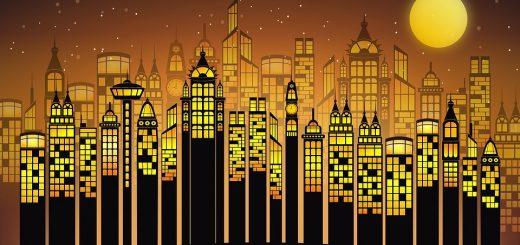 Экологический мониторинг городов