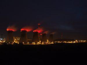 Экологический мониторинг ТЭЦ