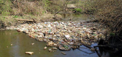 Оценка экологического ущерба от сбросов в гидросферу