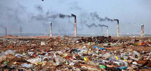 Расчет загрязнения окружающей среды