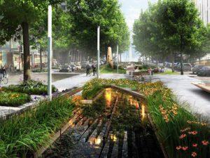 Комплексное исследование экологического состояния улицы