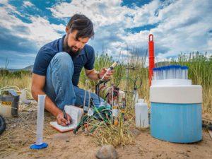 Экологические исследования объектов