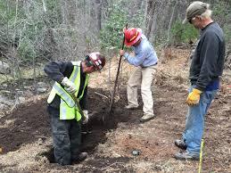 Геологические и экологические изыскания