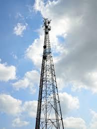 Замер излучения от вышки сотовой связи