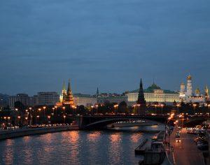 Экологический мониторинг воздуха Москвы