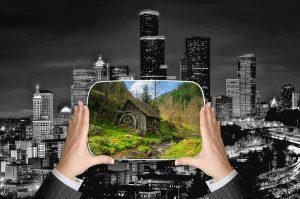 Основные задачи для мониторинга и охраны городской среды