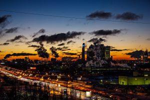 Мониторинг доступной среды в мегаполисах