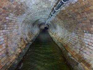 Экологическое исследование канализационных сетей