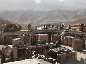 Экологическое обследование военного объекта