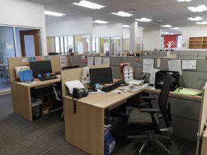 Экологическое обследование офиса